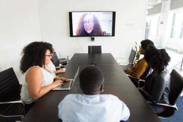 board-room-interviewee-on-screen